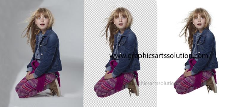 Photoshop masking Service